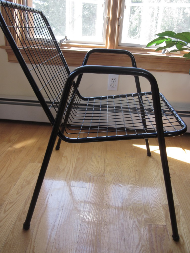 Wire Chairs Inspired By Crate Amp Barrel Tig Chairs Entri Ways