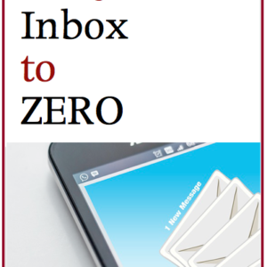 Getting Our Inbox to Zero